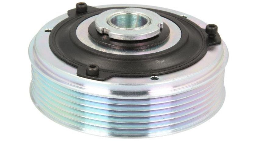 Fulie ambreiaj compresor AC clima (SANDEN PXE16 12V 6PK 110mm) AUDI A1, A3, Q2, Q3, TT; SEAT ALTEA, ALTEA XL, LEON, TOLEDO III; SKODA OCTAVIA I, OCTAVIA II, OCTAVIA III 1.0-3.6 dupa 1998