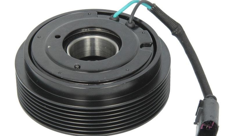 Fulie ambreiaj compresor AC clima (SANDEN SD7V16 7PK 120mm) FORD GALAXY; VW CORRADO, GOLF III, PASSAT, SHARAN, VENTO 2.8/2.9 intre1991-2000 cod intern: CI8927CE