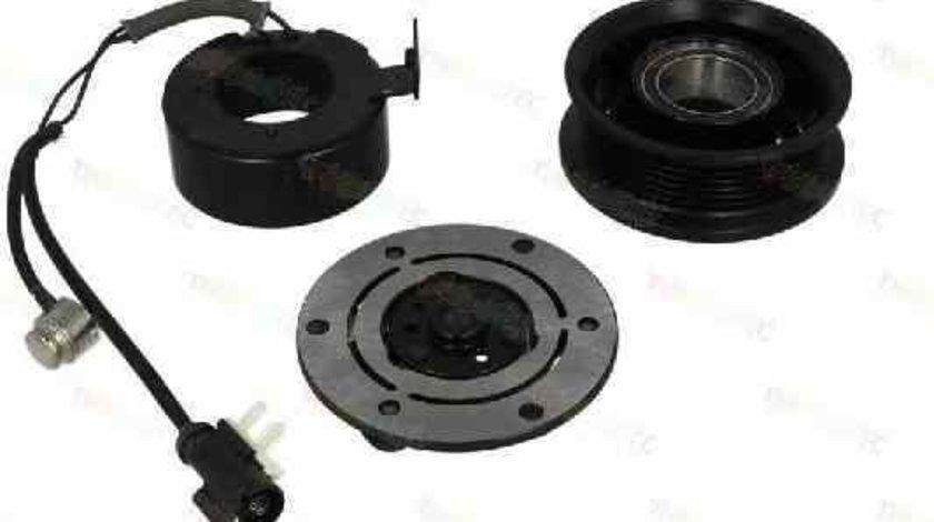 Fulie compresor aer conditionat FORD FOCUS combi DNW Producator THERMOTEC KTT040095