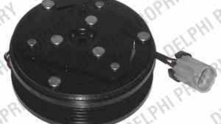 Fulie compresor aer conditionat OPEL ZAFIRA B A05 DELPHI 0165012/0