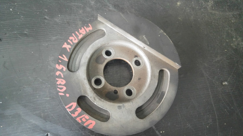 Fulie motor 1.5 crdi d3ea hyundai matrix