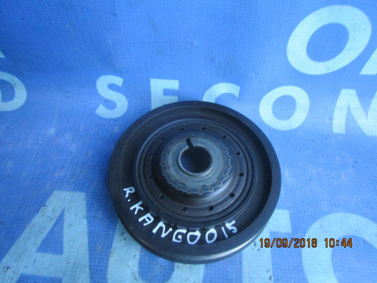 Fulie motor Renault Kangoo 1.5dci