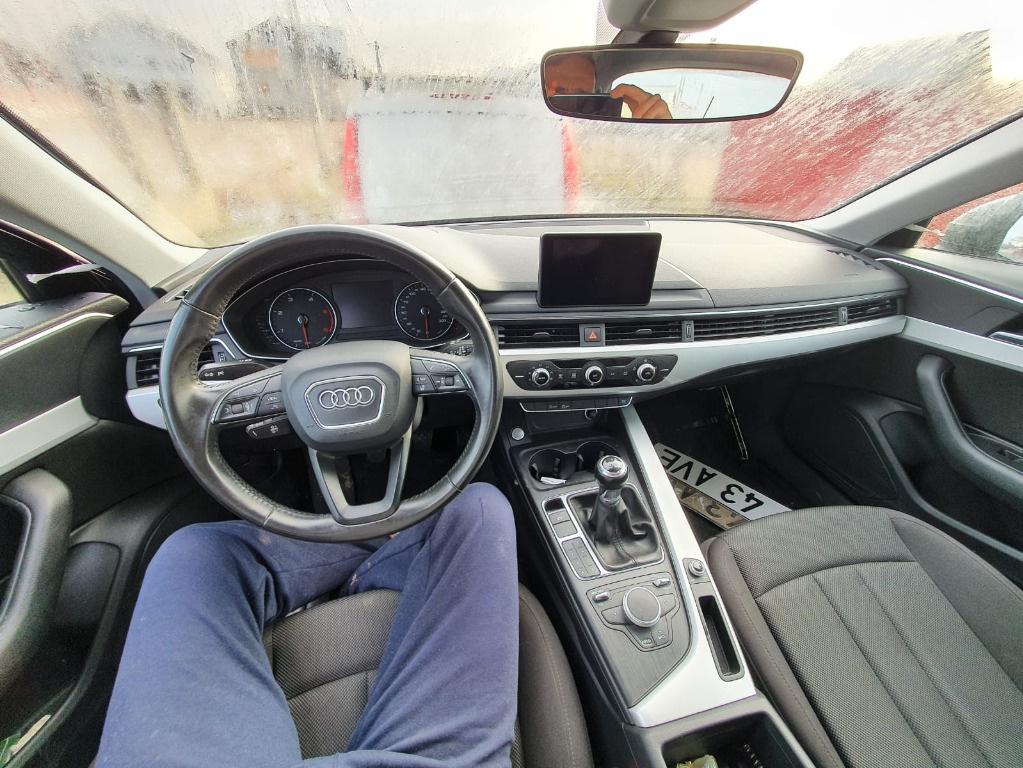 Fulie motor vibrochen Audi A4 B9 2017 break 2.0tdi DEU