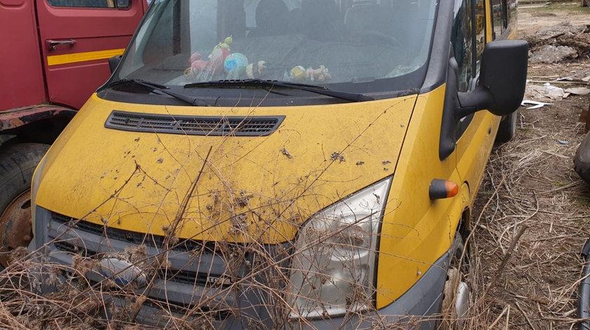 Fulie motor vibrochen Ford Transit 2009 Autoutilitara 2.4 tdci
