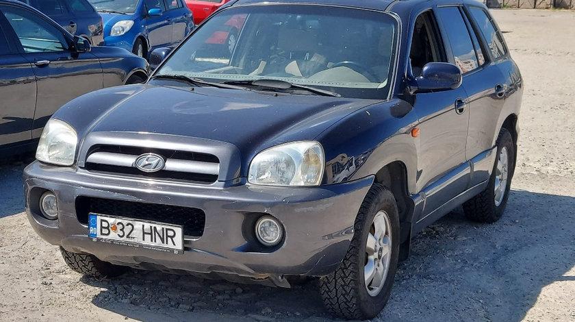 Fulie motor vibrochen Hyundai Santa Fe 2005 4x4 2.0 crdi