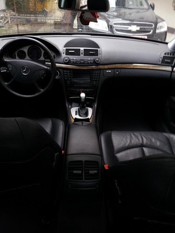 Fulie motor vibrochen Mercedes E-CLASS W211 2002 berlina 2.2