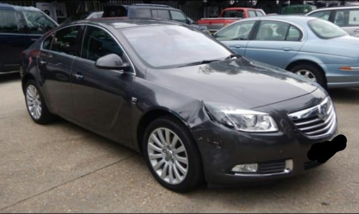 Fulie motor vibrochen Opel Insignia A 2011 Hatchback 2.0CDTi