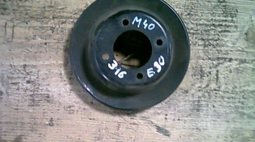 Fulie pompa apa BMW 316i E30