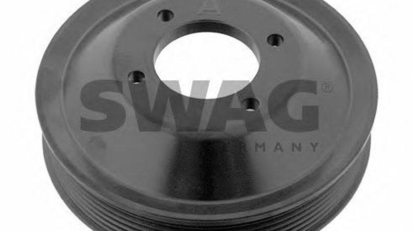 Fulie, pompa apa BMW Seria 3 (E46) (1998 - 2005) SWAG 20 93 0124 produs NOU