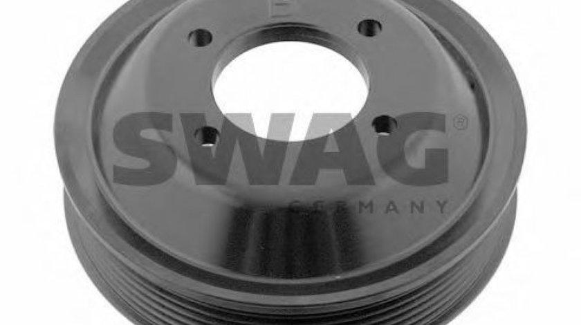 Fulie, pompa apa BMW Seria 5 (E60) (2003 - 2010) SWAG 20 93 0125 produs NOU