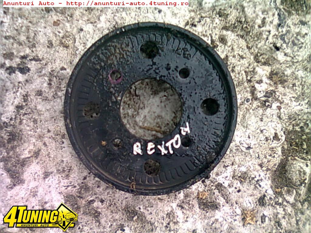 Fulie pompa apa Ssangyong Rexton