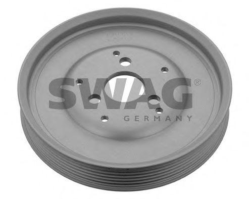 Fulie, pompa servo AUDI A4 (8E2, B6) (2000 - 2004) SWAG 30 93 8643 piesa NOUA