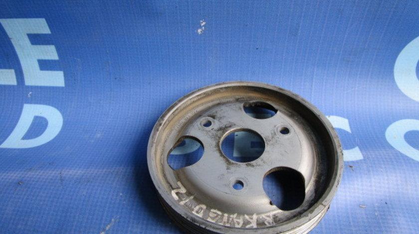 Fulie pompa servo-directie Renault Kangoo 1.4i 8v 1999;cod:7700101192