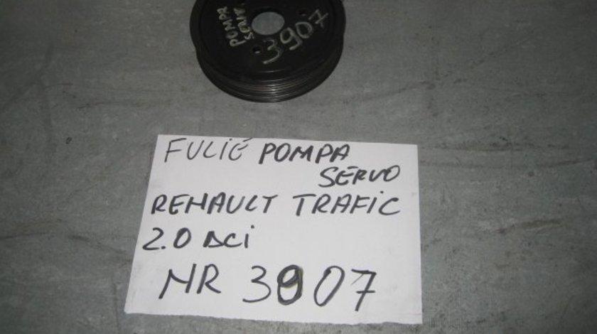 Fulie pompa servo renault trafic