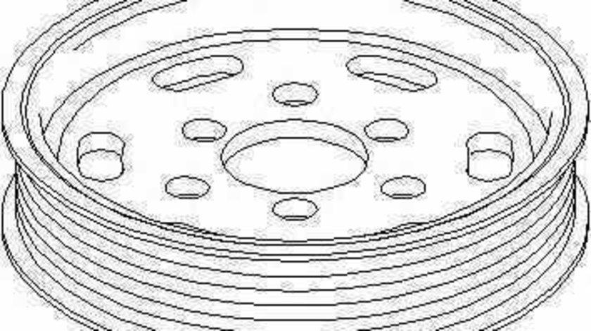 Fulie pompa servo SEAT ALHAMBRA 7V8 7V9 Producator AKUSAN LCC9200