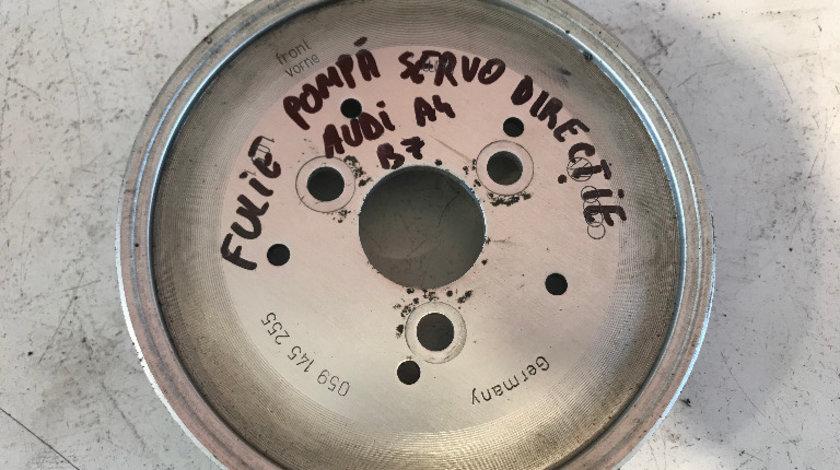 Fulie pompa servodirectie audi a4 b6, b7, a6 c5, 2.5 tdi 2004 - 2008 cod: 059145255