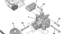 Fulie pompa servodirectie Peugeot Boxer III PEUGEO...