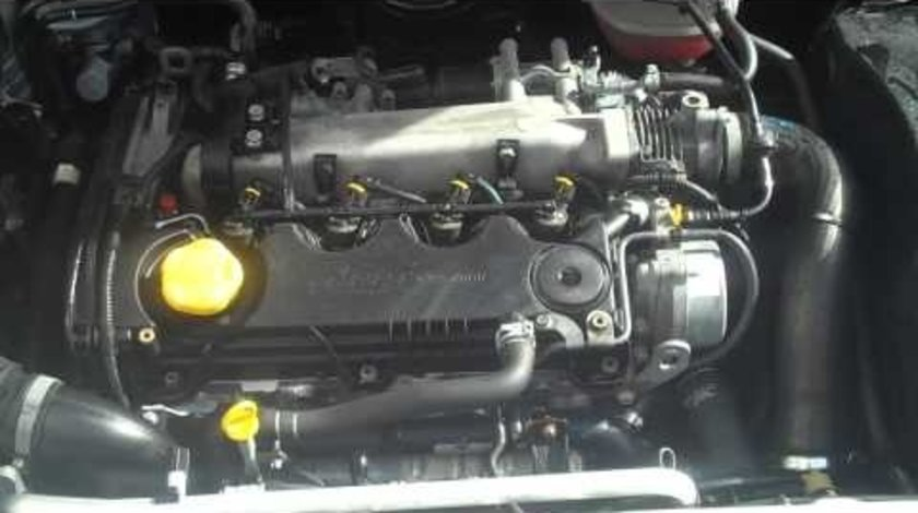 Fulie vibrochen Opel Vectra C, Astra H, Zafira 1.9 cdti 88 kw 120 cp cod motor z19dt