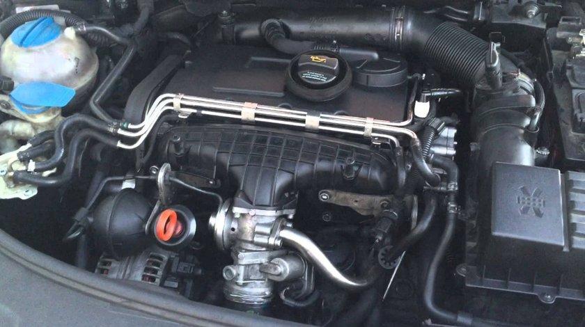 Fulie vibrochen Vw Golf 5, Touran, Jetta 2.0 tdi 103 kw 140 cp cod motor BKD