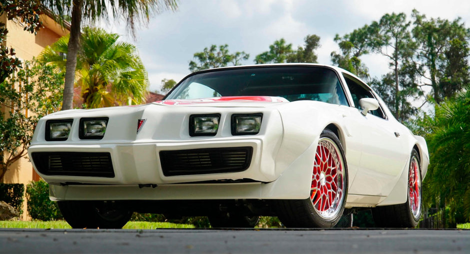 Full Force Trans Am