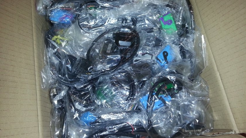 Full Set cabluri Digiprog III Odometer Programmer Digiprog 3