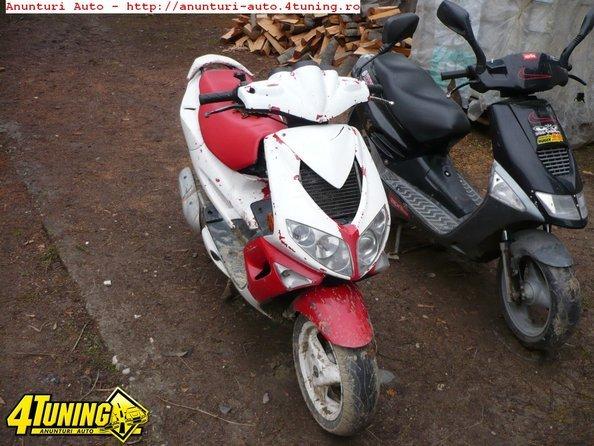 Furca Fata Monobrat Peugeot Speedfight 1 si 2 49 cm