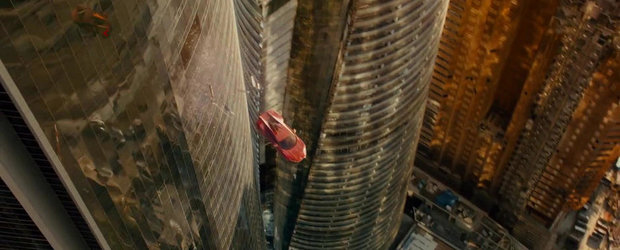Furious 7: Un nou trailer exploziv pentru Fast and Furious 7