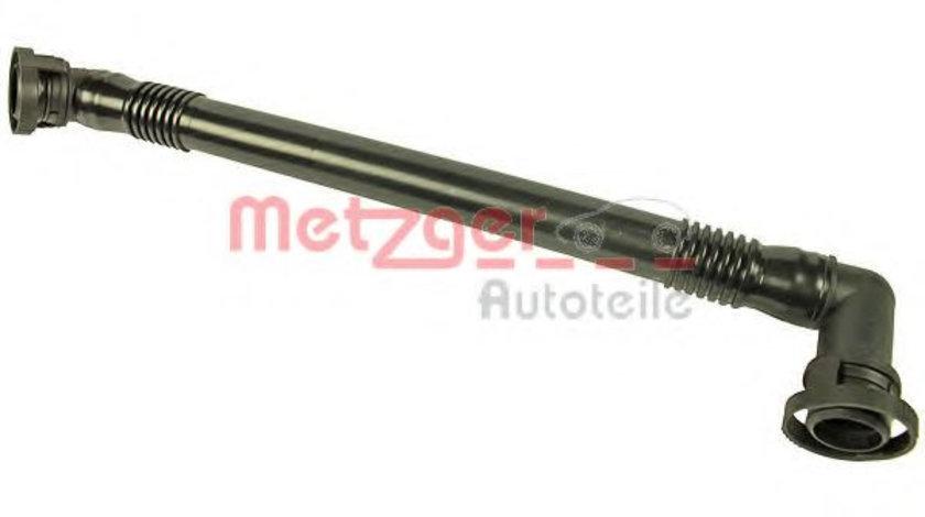 Furtun,aerisire bloc motor BMW X5 (E53) (2000 - 2006) METZGER 2380005 piesa NOUA