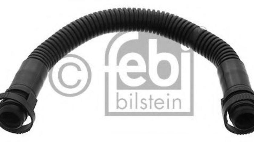 Furtun,aerisire bloc motor VW EOS (1F7, 1F8) (2006 - 2016) FEBI BILSTEIN 48340 piesa NOUA