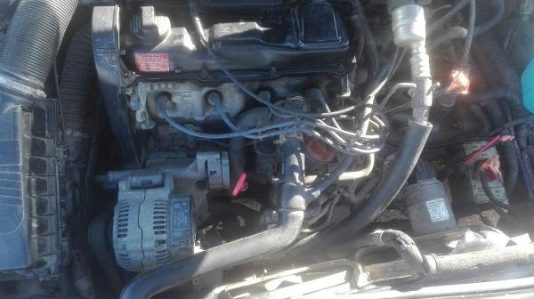 FURTUN / CONDUCTA MOTOR COD 1L0129623 SEAT TOLEDO 1.8 BENZINA FAB. 1991 - 1999 ⭐⭐⭐⭐⭐