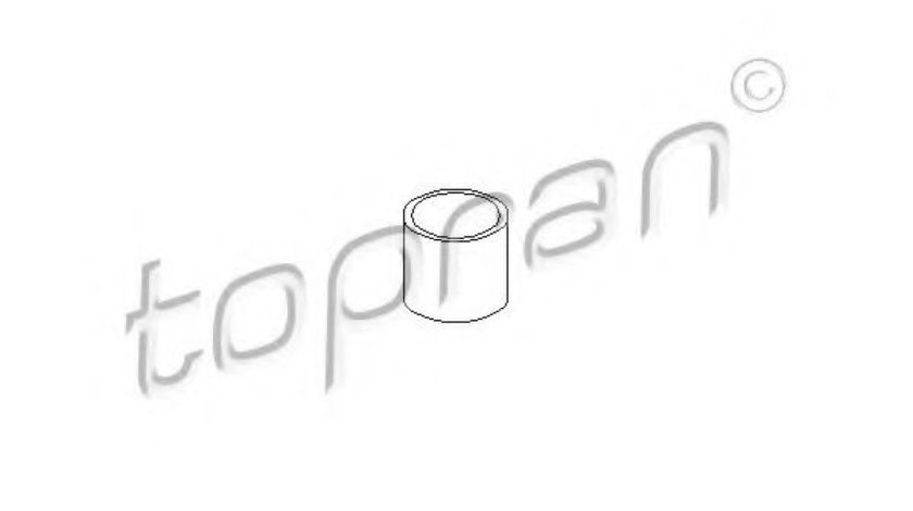 Furtun ear supraalimentare VW GOLF IV (1J1) (1997 - 2005) TOPRAN 111 537 piesa NOUA