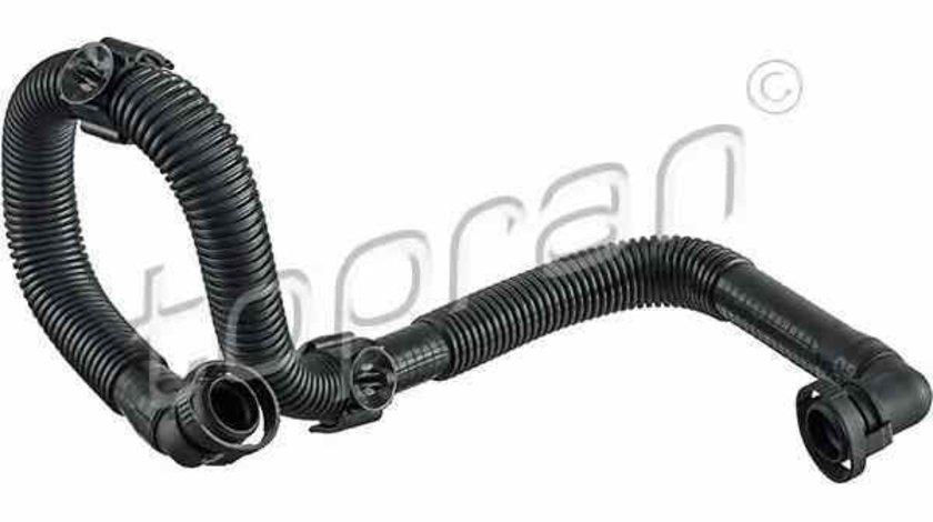 Furtun filtru aer VW PASSAT Variant 3B6 TOPRAN 114 730