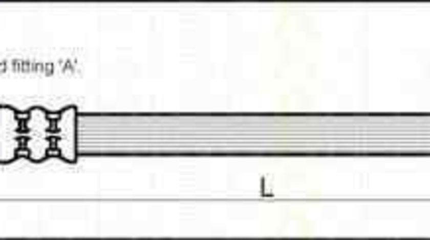 Furtun frana CHEVROLET ASTRA hatchback TRISCAN 8150 24209