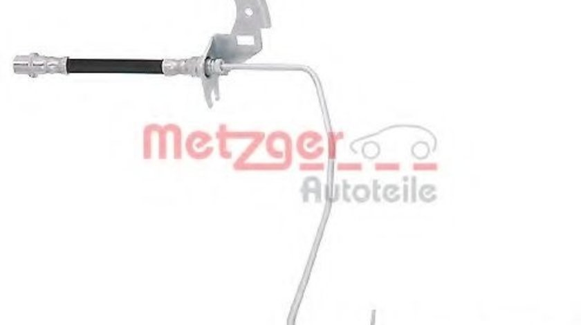 Furtun frana OPEL ASTRA G Cabriolet (F67) (2001 - 2005) METZGER 4119358 piesa NOUA