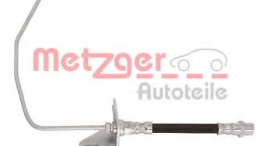 Furtun frana OPEL ASTRA G Cabriolet (F67) (2001 - 2005) METZGER 4119361 piesa NOUA
