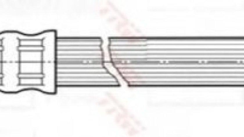 Furtun frana OPEL ASTRA G Cabriolet (F67) (2001 - 2005) TRW PHD471 piesa NOUA