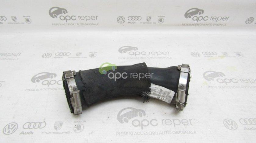 Furtun intercooler Audi A6 C6 4F 2.0 TDI (2009 -2011) - Cod: 4F0145709L