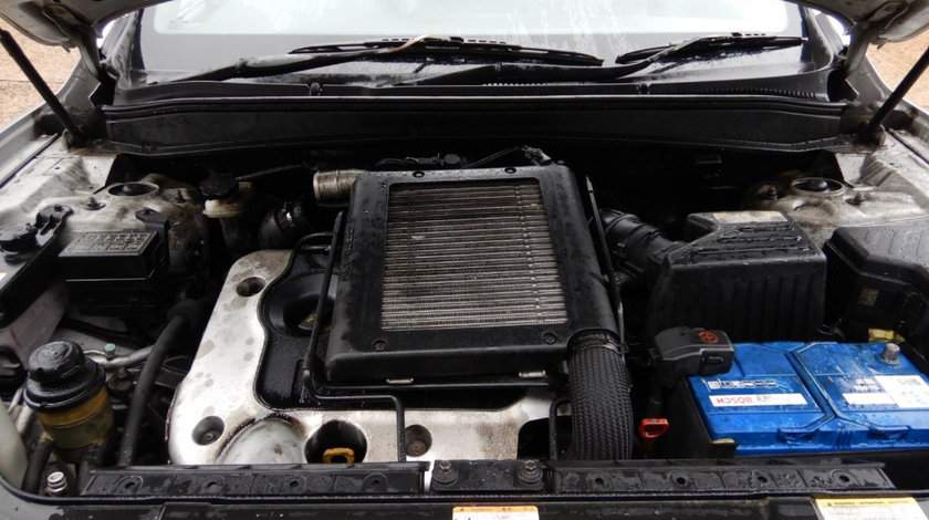 Furtun intercooler Hyundai Santa Fe 2006 SUV 2200 SOHC - TCI