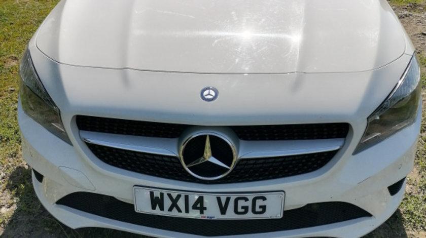 Furtun intercooler Mercedes CLA C117 2014 coupe 2.2
