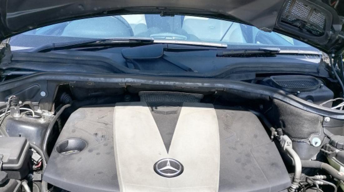 Furtun intercooler Mercedes M-Class W164 2010 suv 3.0