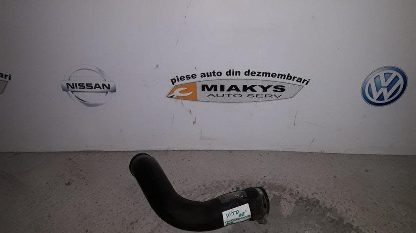 Furtun intercooler Mercedes Vito W639