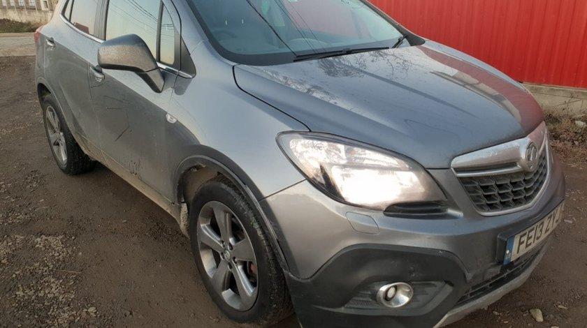 Furtun intercooler Opel Mokka X 2013 4x4 1.7 cdti