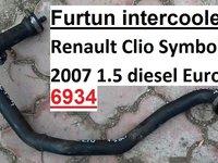 Furtun intercooler Renault Clio Symbol