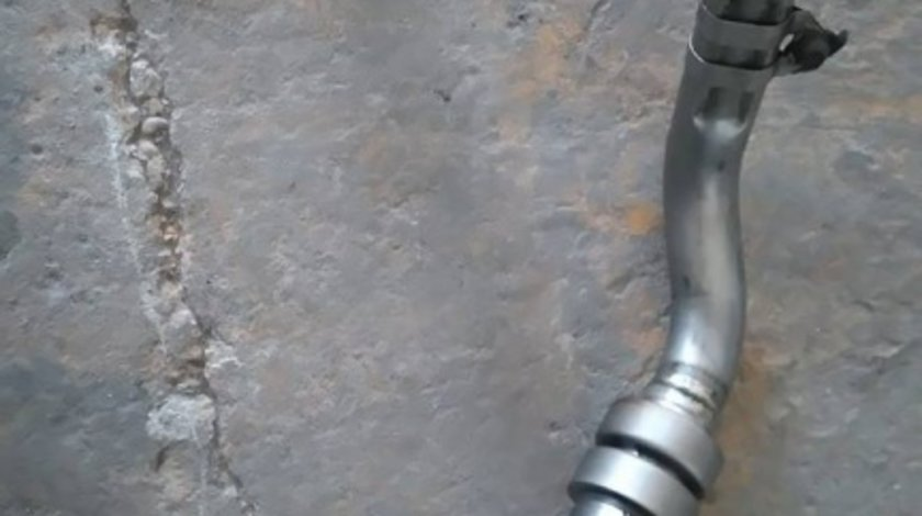 Furtun intercooler renault laguna 1.9 dci cod motor F9Q