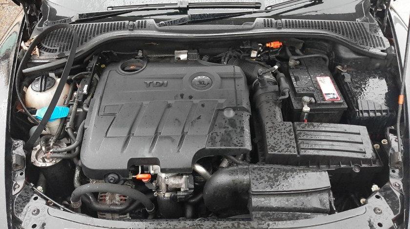 Furtun intercooler Skoda Octavia 2 2009 Berlina VRS 2.0