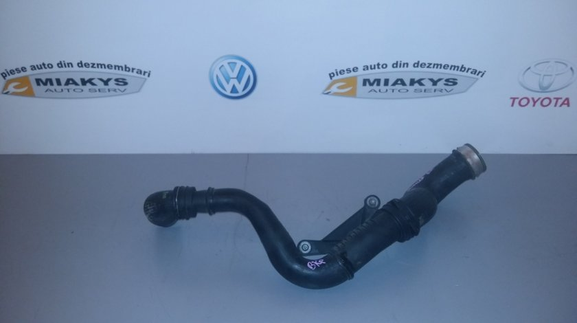 Furtun intercooler-turbo VW Passat B6
