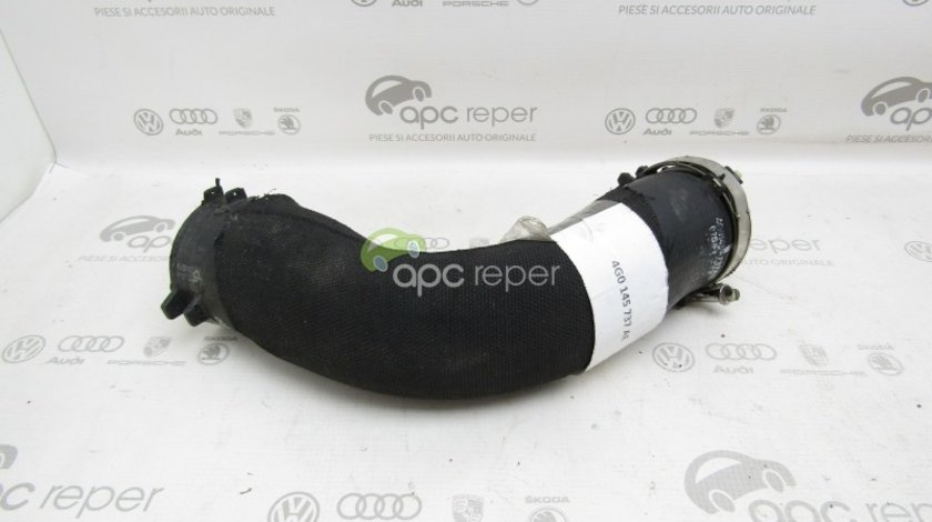 Furtun presiune clapeta acceleratie Audi A6 4G / A7 4G - Cod: 4G0145737AE