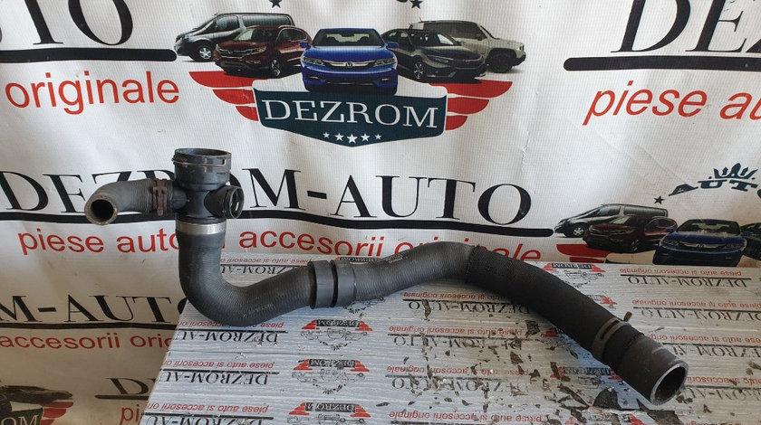 Furtun racire radiator VW Phaeton 5.0TDi V10 313 cai cod piesa : 3D0122051T
