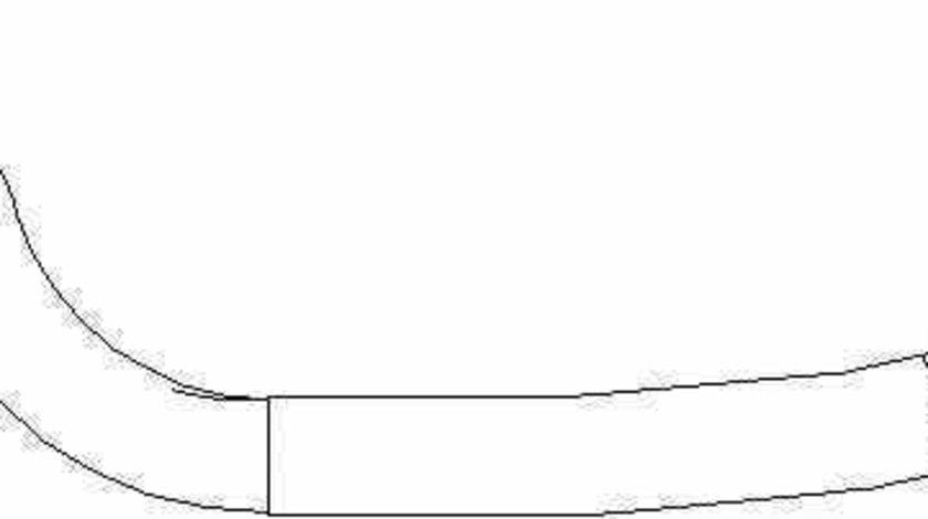 Furtun radiator MINI MINI Cabriolet R52 TOPRAN 501 577