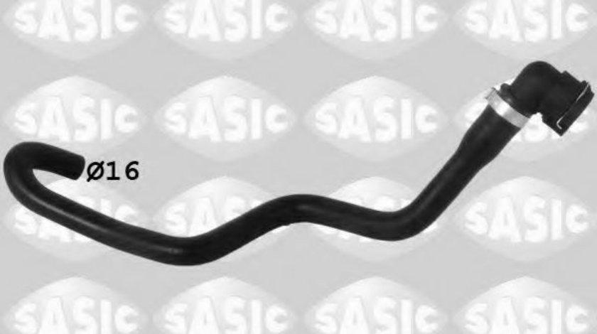 Furtun radiator OPEL VECTRA C GTS (2002 - 2016) SASIC 3406285 piesa NOUA